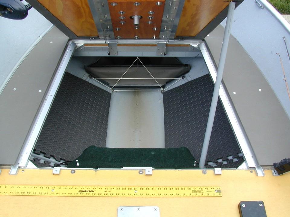 Boat Conversion Lund Ssv 18 To Dream Walleye Boat