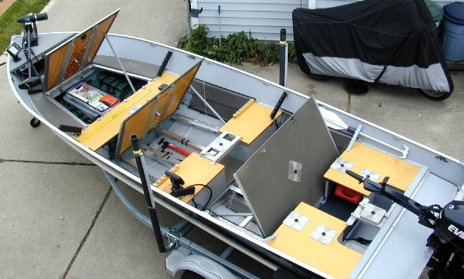 Boat conversion lund ssv 18 to dream walleye boat for 16 foot aluminum boat motor size